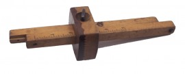 TWIN STEM MORTISE & MARKING GAUGE