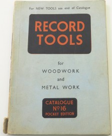 ORIGINAL RECORD, SHEFFIELD CATALOGUE
