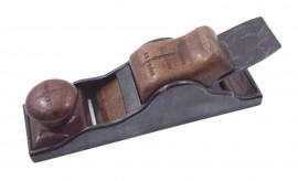 UNUSUAL WOOD INFILLED BLOCK PLANE