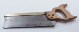 "14"" BRASS BACKED TENON SAW"