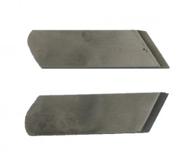 FINE NEW REPLACEMENT BLADES FOR THE STANLEY 79 SIDE REBATE PLANE a Pair